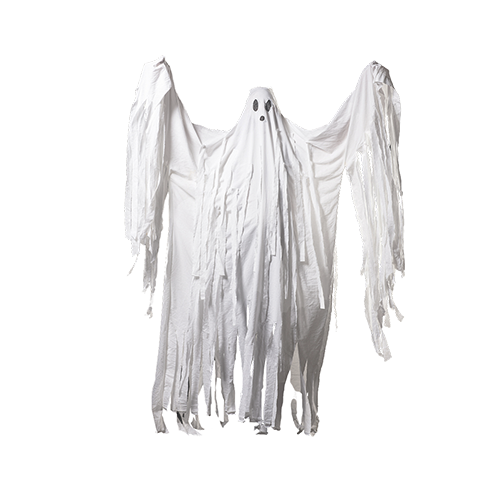 Ghost PNG Image With Transparent Backgro #231207.