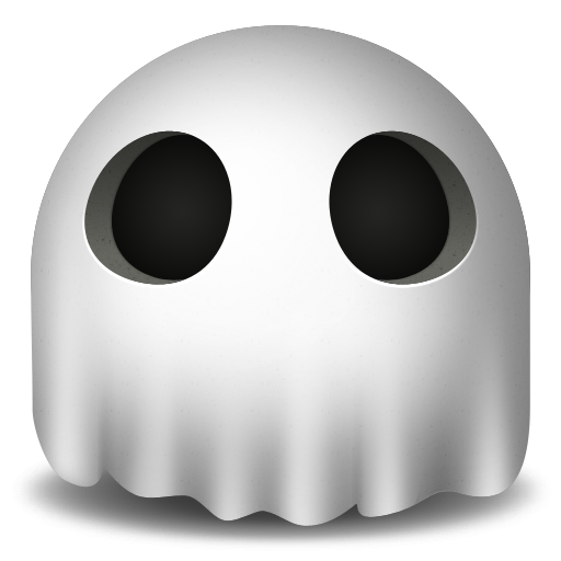Ghost PNG Transparent Images.