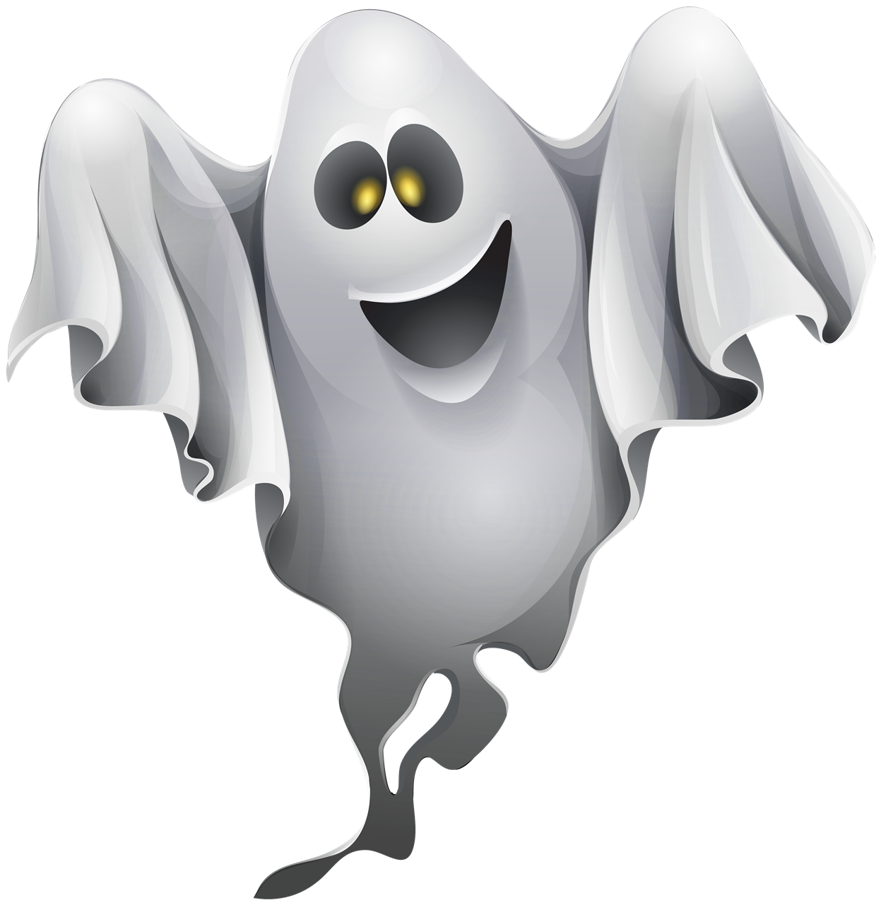 Ghost PNG Transparent Images, Pictures, Photos.