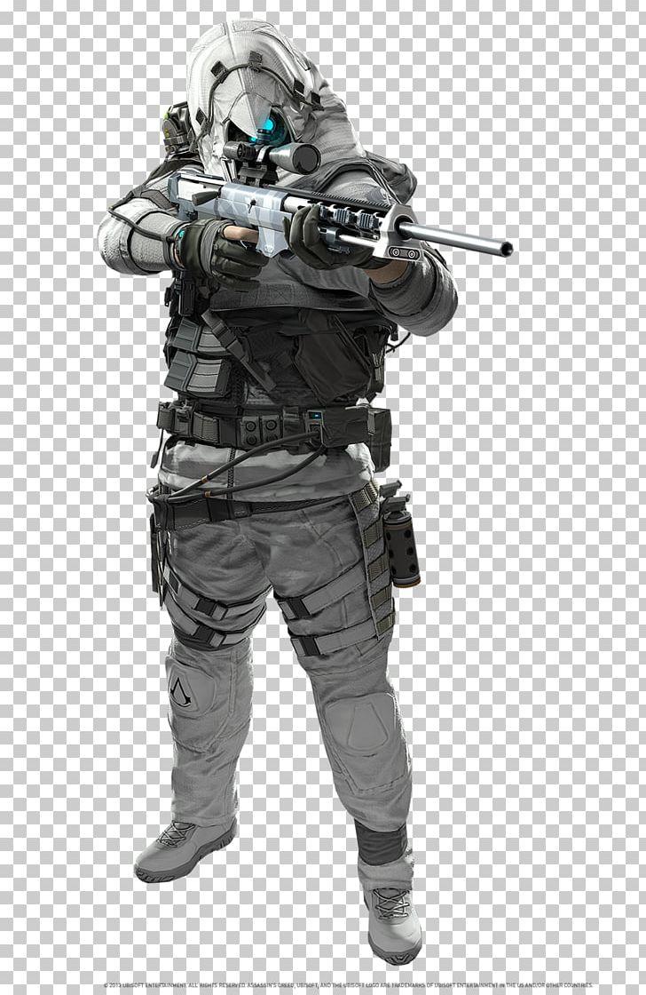 Tom Clancy\'s Ghost Recon Phantoms Assassin\'s Creed III Tom.