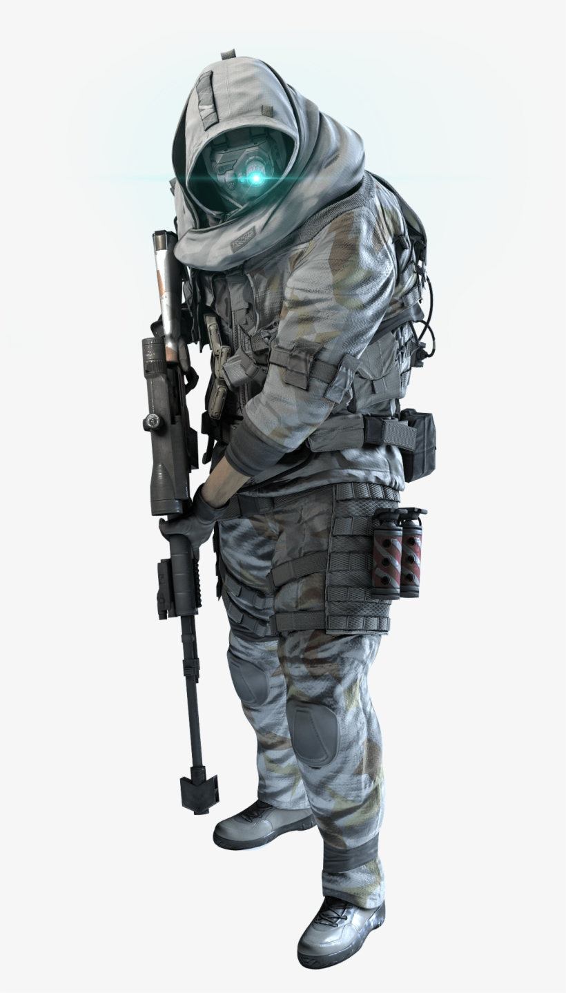 Ghost Recon Future Soldier Png.