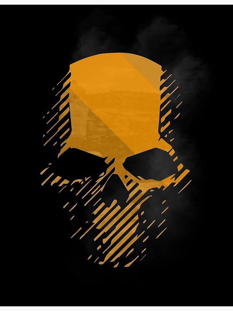 Ghost Recon Wildlands Skull Logo.