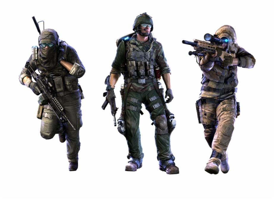Ghost Recon Wildlands Png, Transparent Png Download For Free #663153.