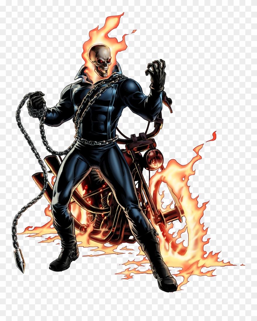 Ghost Rider Clipart Clip Art.