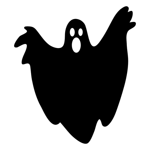 Ghost Silhouette Clipart at GetDrawings.com.