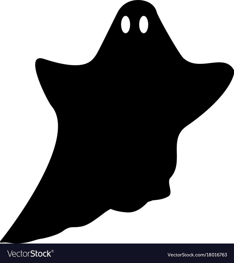 Ghost silhouette clipart 5 » Clipart Portal.