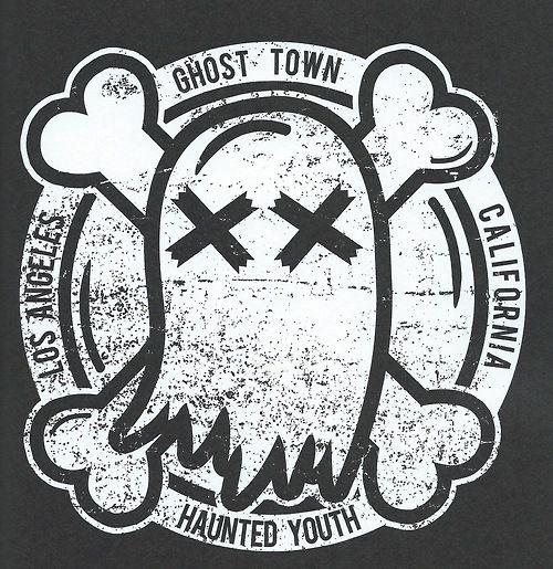 Ghost town Logos.
