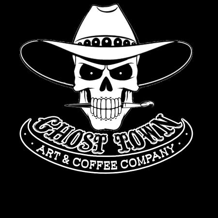 Ghost Town Logo.