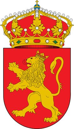Coat of Arms of the Kingdom of Jerusalem..