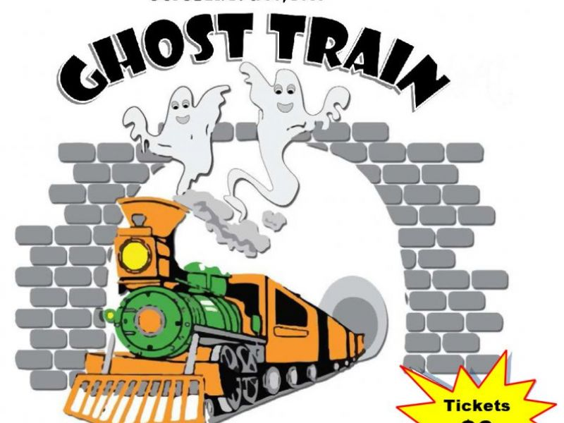 Ghost Train This Weekend at Burke Lake Park.
