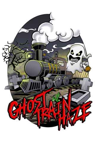 GHOST TRAIN HAZE.