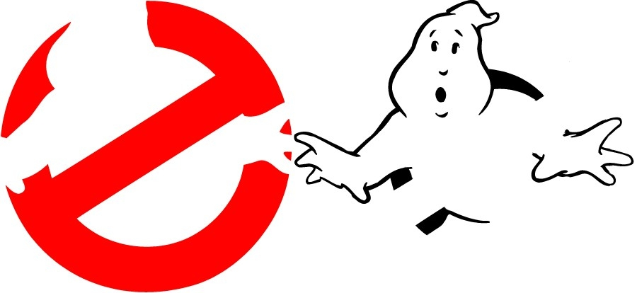 Ghostbusters Logo Drawing.