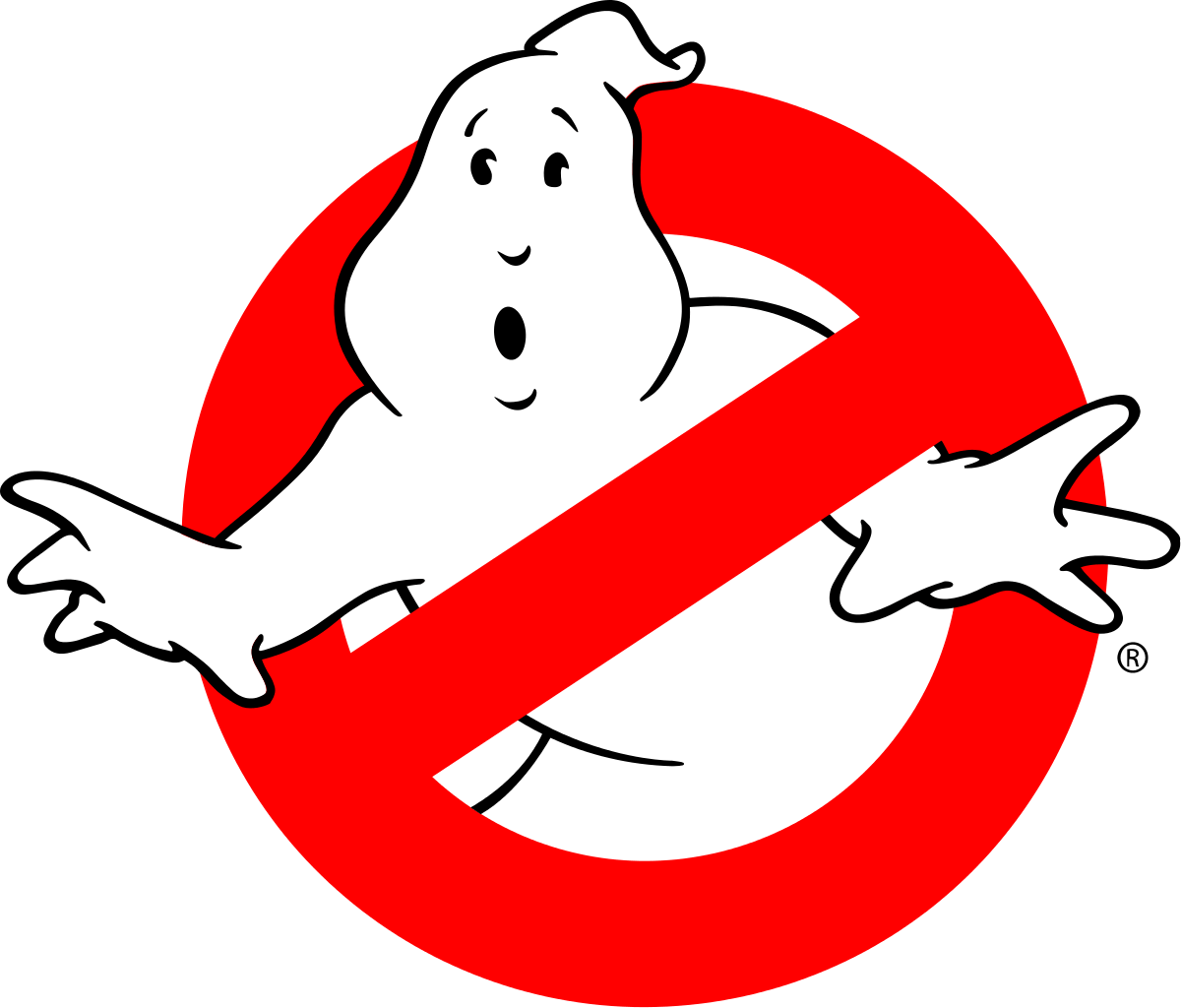 Ghostbusters Logo transparent PNG.