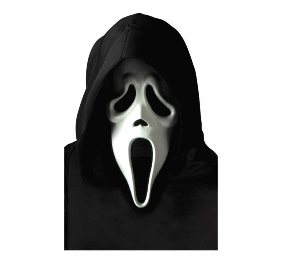 Transparent Ghostface Scream Free PNG Images & Clipart Download.