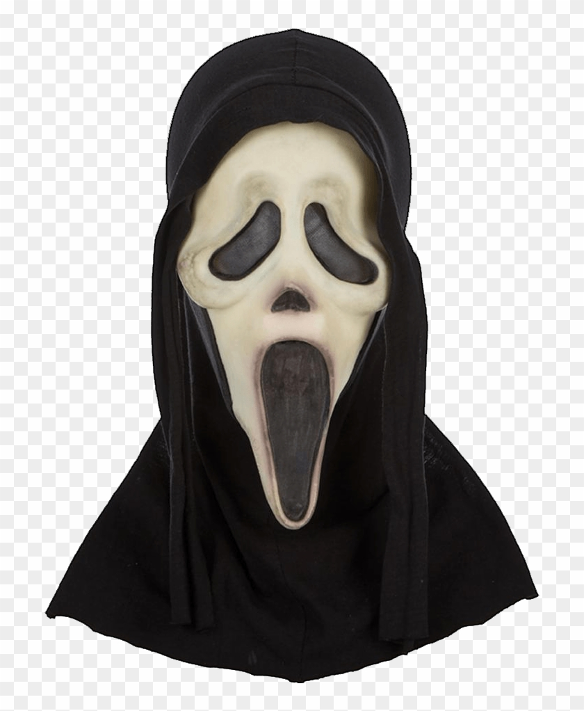 Scream Mask Png.