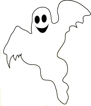 clipart ghost.
