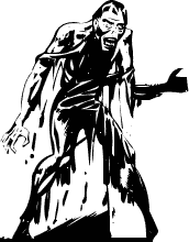 Free Ghoul Clipart.