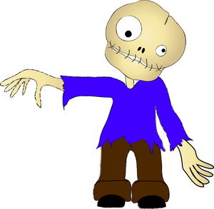 Ghoul Clipart.