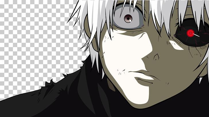 Tokyo Ghoul Eye Anime Organ, ghoul, bleeding eye.
