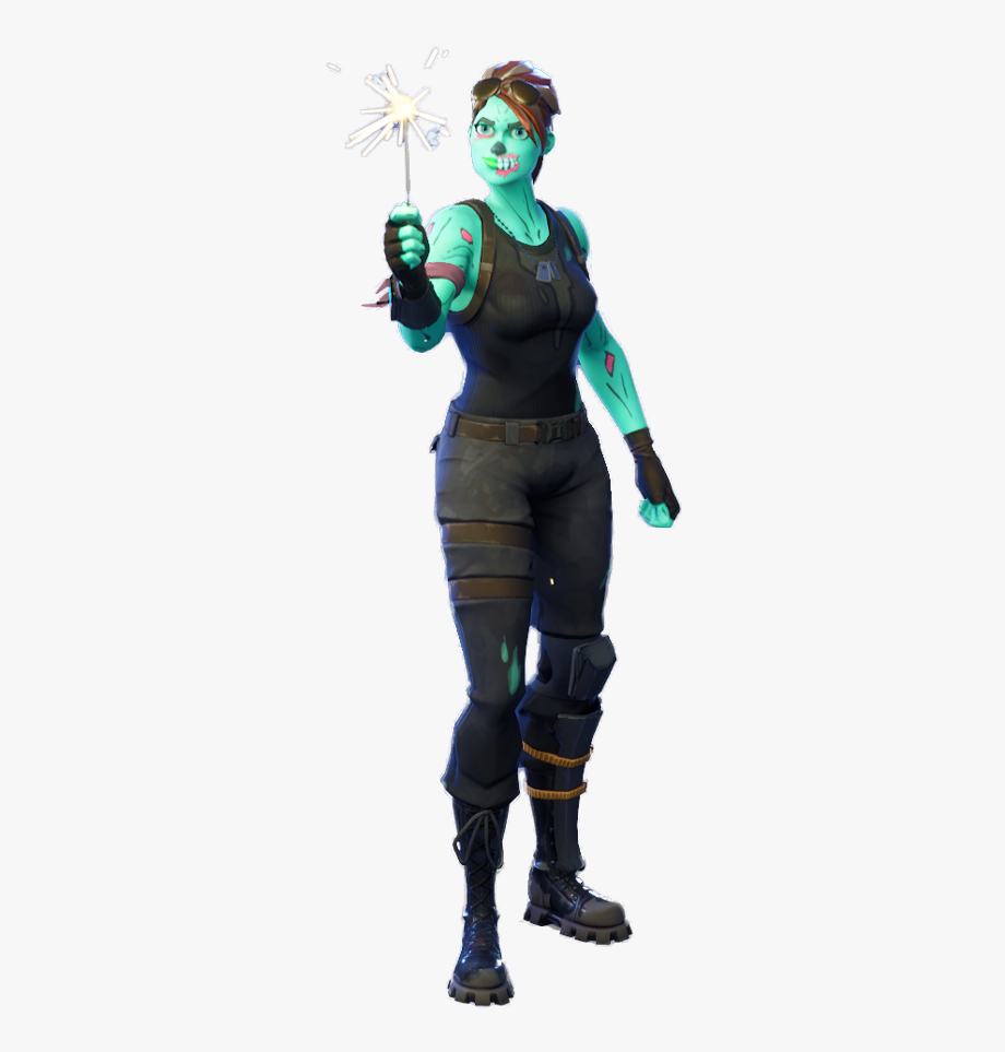 Fortnite Costumes Ghoul Trooper The Halloween And Makeup.