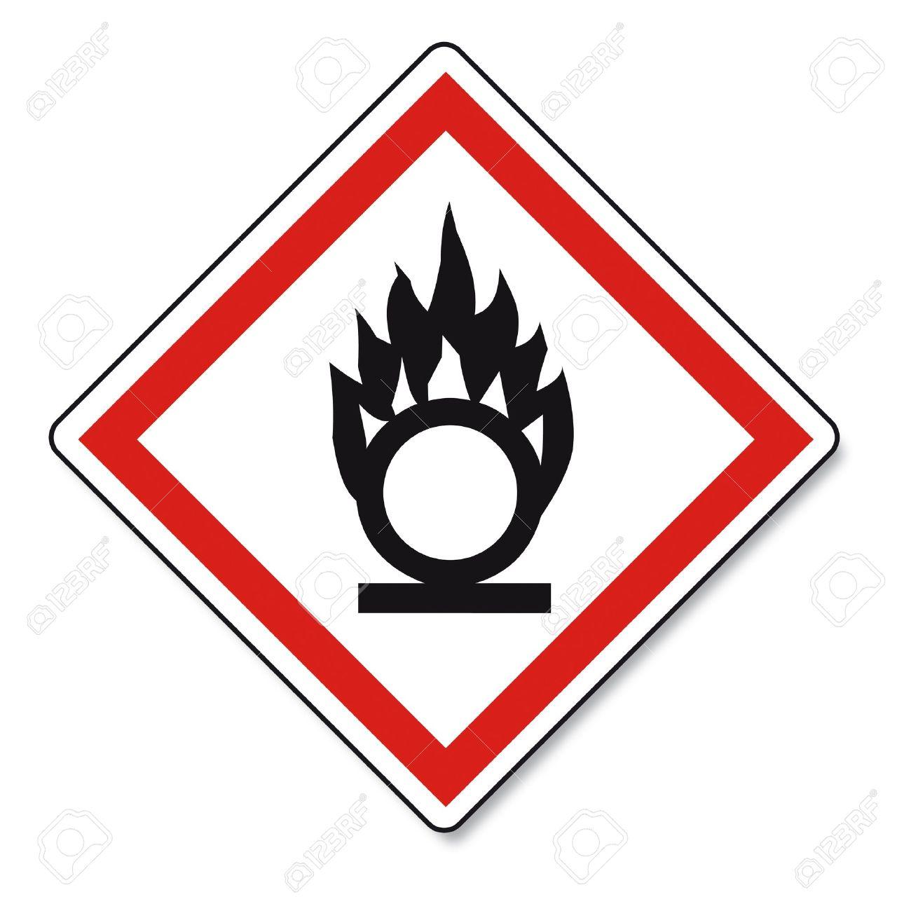 GHS Warning Danger Sign Vektor Royalty Free Cliparts, Vectors, And.