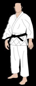 Gi Kimono Clip Art at Clker.com.