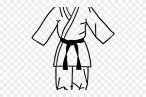 Karate gi clipart 3 » Clipart Portal.