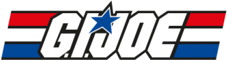Download HD Transformers Vs Gi Joe Logo Transparent PNG Image.