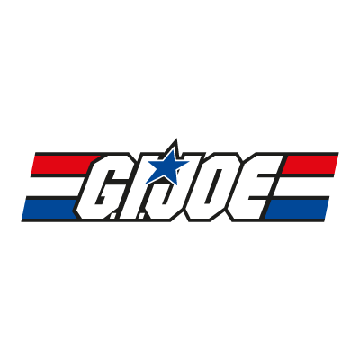 G.I. Joe logo vector in .eps and .png format.