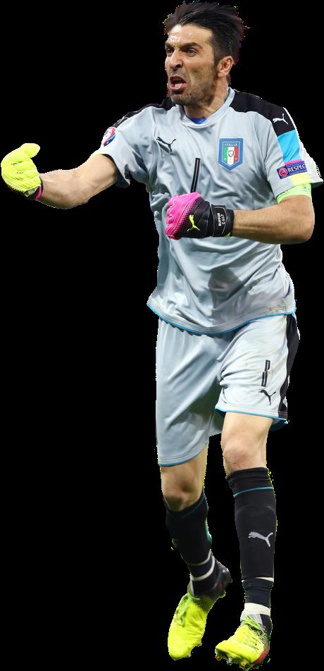 HD Gianluigi Buffon.