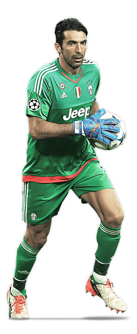 Gianluigi Buffon test.