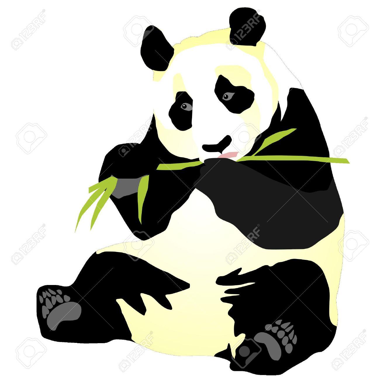 Giant Panda Royalty Free Cliparts, Vectors, And Stock Illustration.
