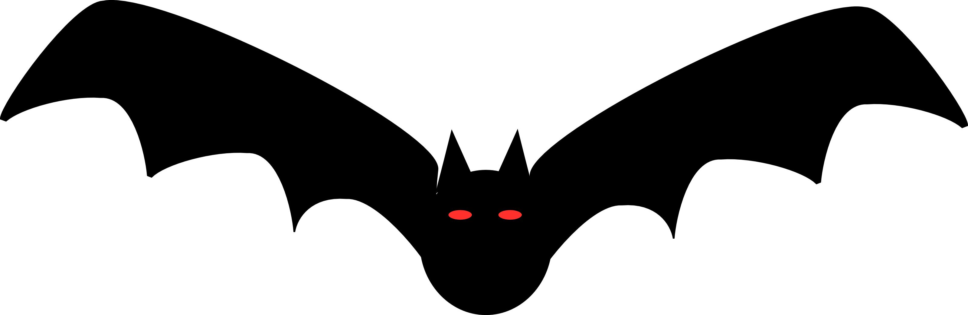 Bat Clipart.