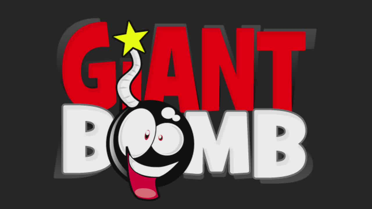 High Quality version of Giant Bomb Logo.