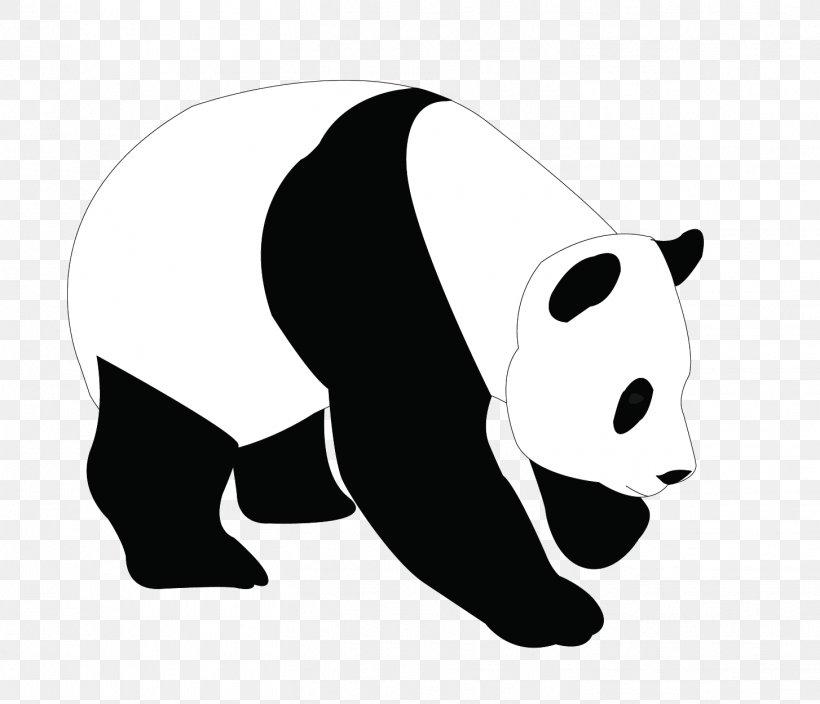 Giant Panda Bear Clip Art, PNG, 1454x1250px, Giant Panda.