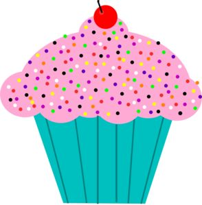 Free Color Cupcake Cliparts, Download Free Clip Art, Free Clip Art.