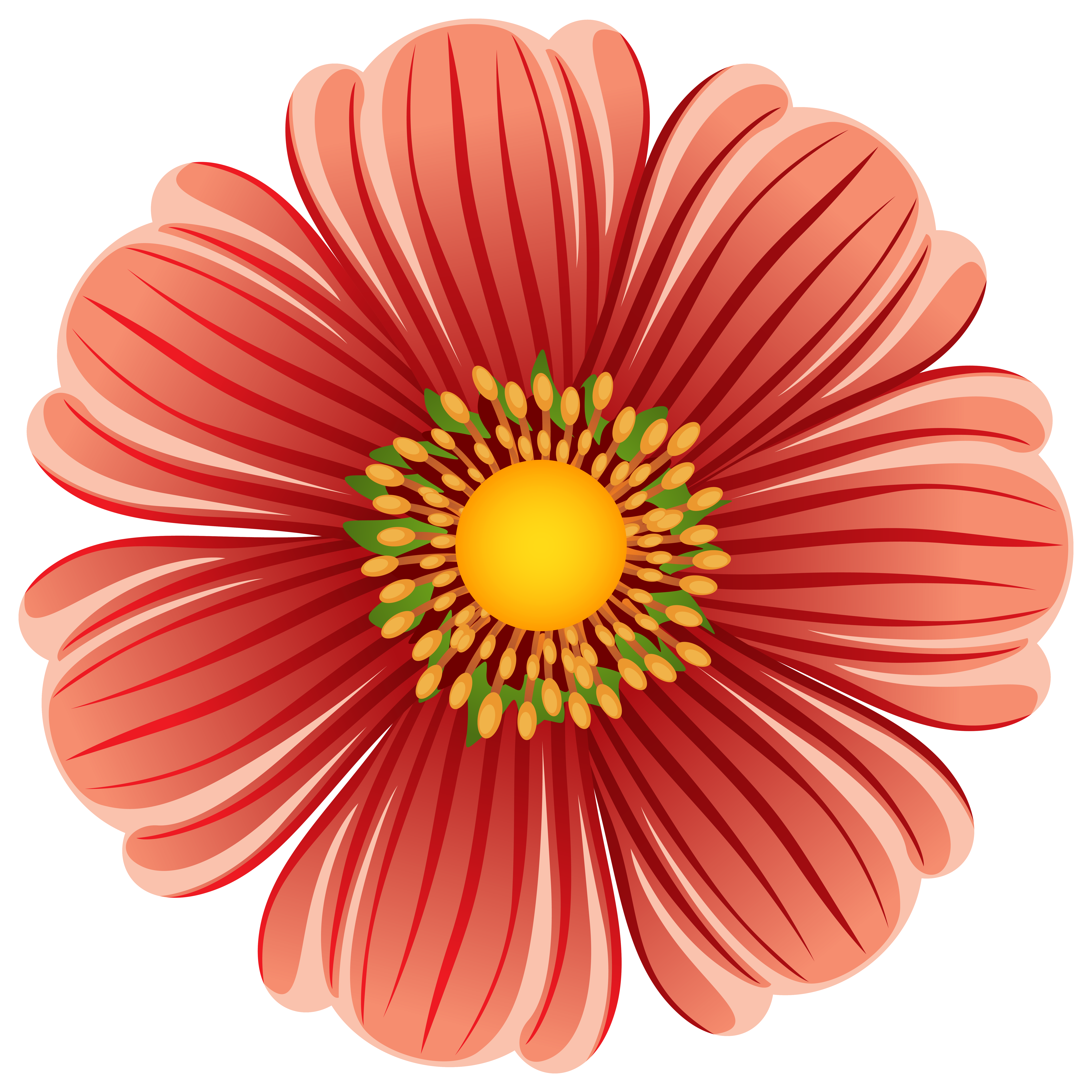 Giant flower clipart Clipground