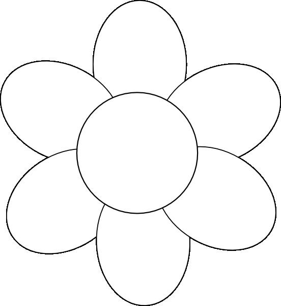 Giant flower clipart.