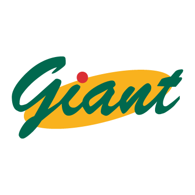Giant logo vector free download.