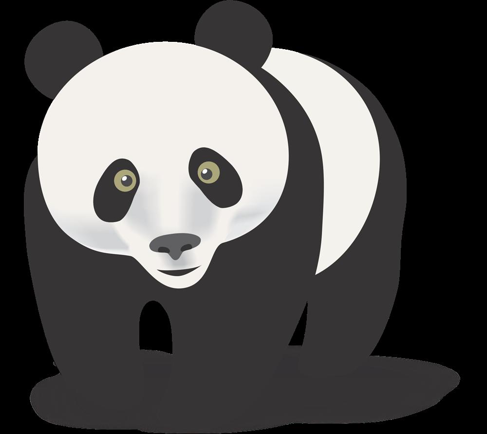 Clipart Panda Free Clipart Images: Pandas Clipart