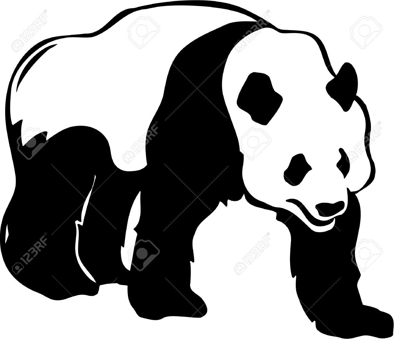 Clipart Panda Free Clipart Images: Giant Panda Clipart