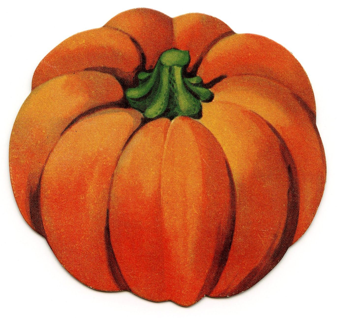Giant Pumpkin Clipart.