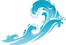Big wave clipart.