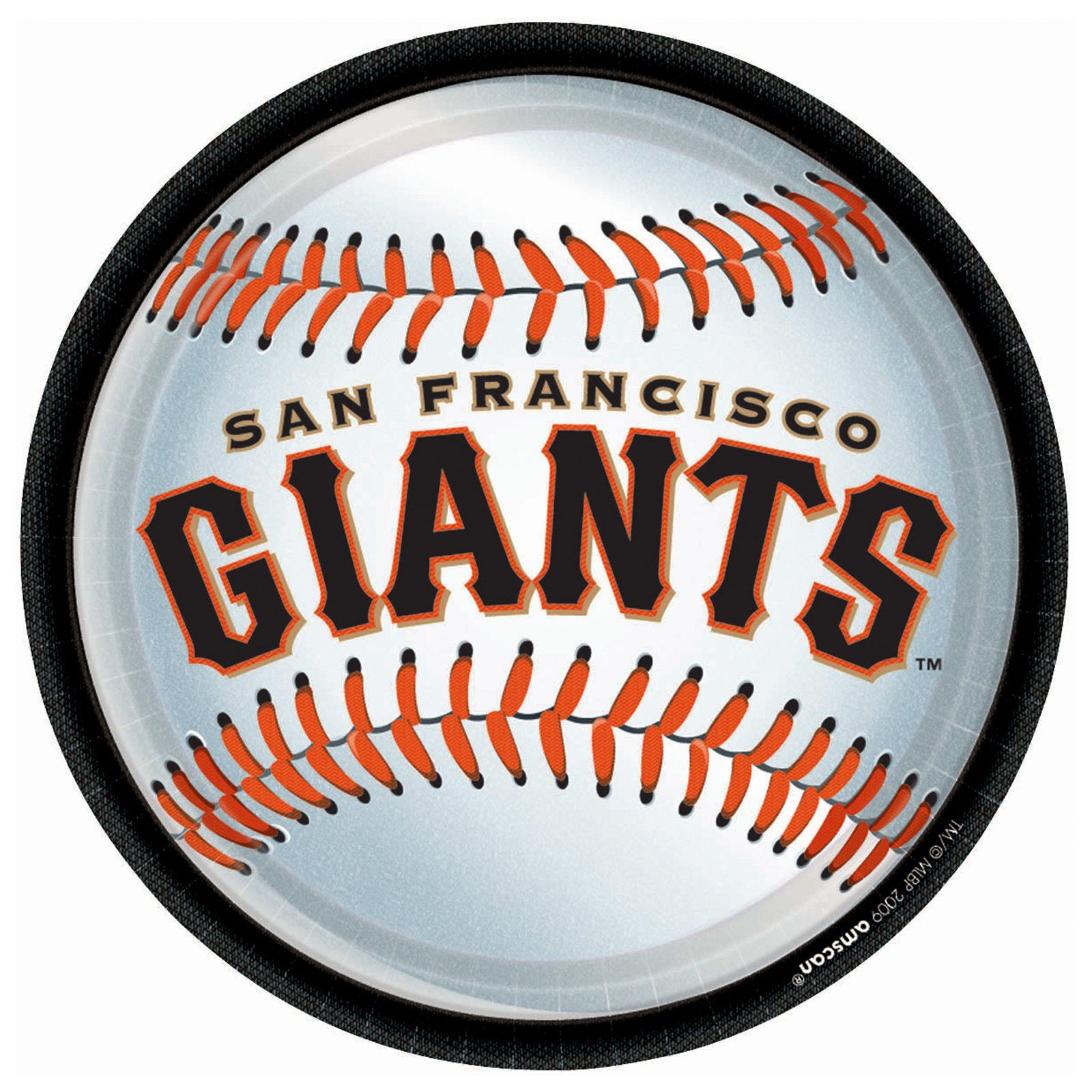 SF Giants Logos Printable.