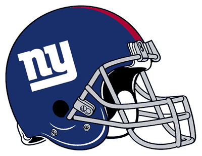 Giants Football Clipart.