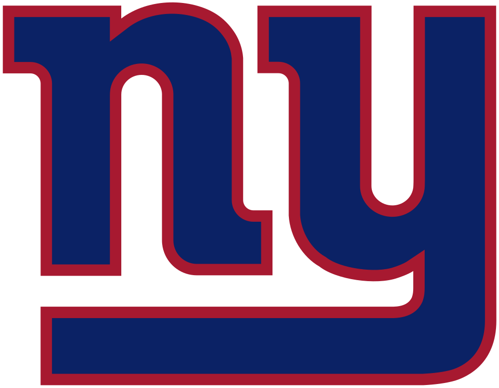 New York Giants Clipart.
