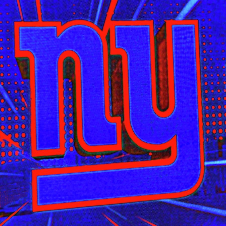 New York Giants Logo # 2.