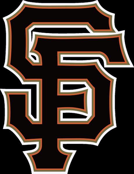 Details about San Francisco Giants SF logo Vinyl Decal / Sticker 5 Sizes!!!.