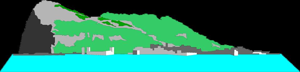 Gibraltar Clipart.