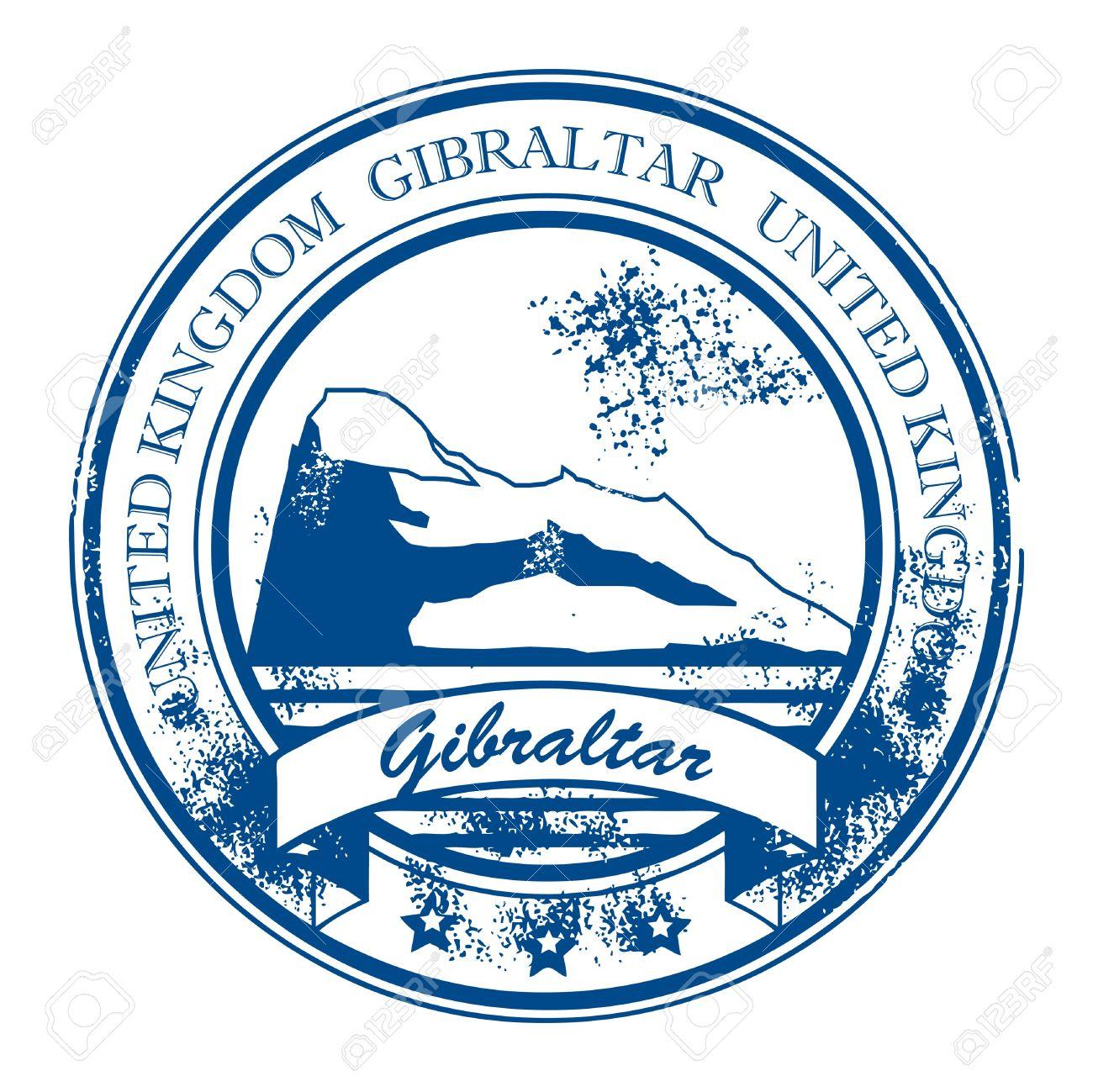 978 Gibraltar Stock Vector Illustration And Royalty Free Gibraltar.